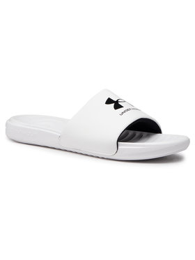 Under Armour Under Armour Ciabatte Ua M Ansa Fix Sl 3023761-103 Bianco