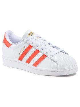adidas adidas Pantofi Superstar W FX5963 Alb