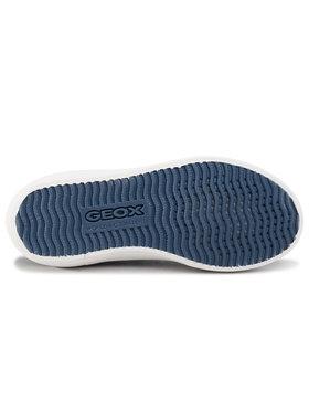 Geox Sneakersy J Kilwi B. B J02A7B 013BU C0057 M Tmavomodrá