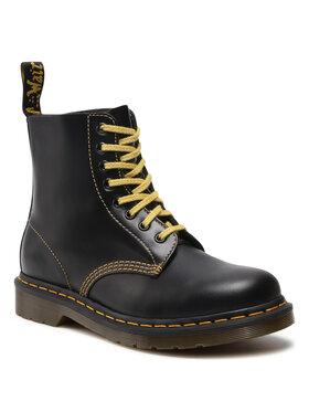 Dr. Martens Dr. Martens Chaussures Rangers 1460 Pascal Noir