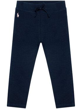 Polo Ralph Lauren Polo Ralph Lauren Teplákové kalhoty Fleece Leggi 311698768002 Tmavomodrá Slim Fit