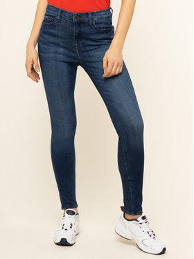 Tommy Jeans Tommy Jeans Jeansy Nora DW0DW07464 Tmavomodrá Skinny Fit