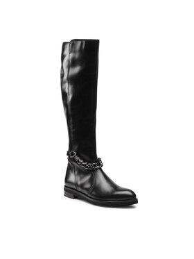 Solo Femme Solo Femme Klassische Stiefel 30821-06-C57/000-51-00 Schwarz