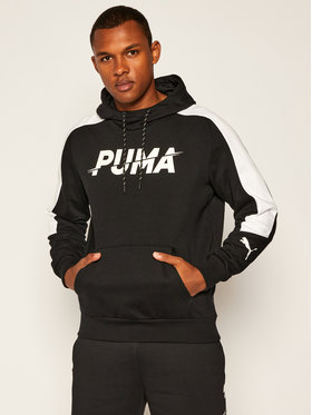 Puma Puma Mikina Modern Sports Hoodie Fl 583480 Čierna Regular Fit