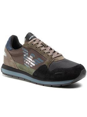 Emporio Armani Emporio Armani Sneakers X4X215 XL200 N063 Colorat