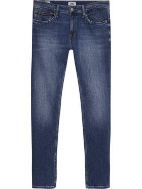 Tommy Jeans Tommy Jeans Blugi Slim Fit Scanton Heritage DM0DM07999 Slim Fit