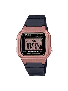 Casio Casio Zegarek W-217HM-5AVEF Czarny