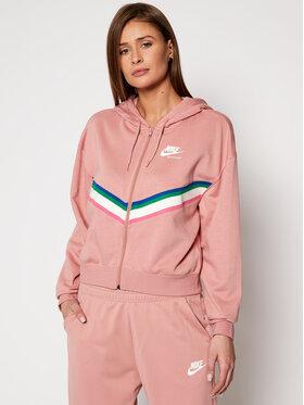 Nike Nike Bluza Nsw Heritage CU5902 Różowy Loose Fit