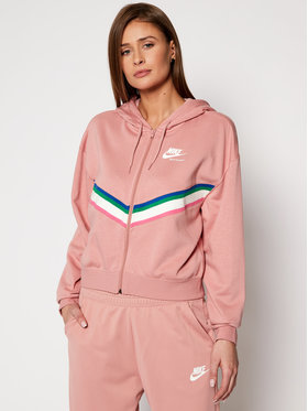 Nike Nike Sweatshirt Nsw Heritage CU5902 Rose Loose Fit