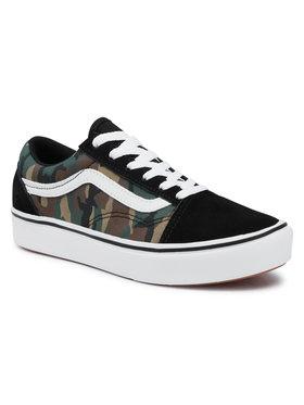 Vans Vans Πάνινα παπούτσια Comfycush Old Sko VN0A4UHA0JR1 Μαύρο