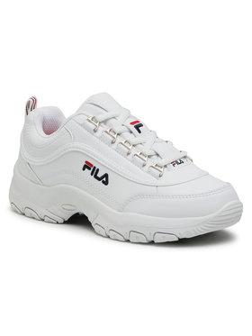 Fila Fila Sneakers Strada Low Kids 1010781.1FG Blanc