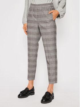 Peserico Peserico Pantaloni chino P04572U Gri Loose Fit