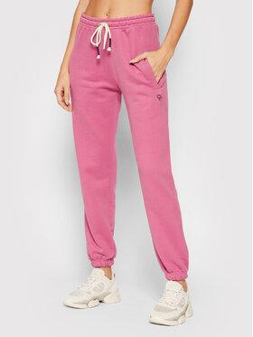 Femi Stories Femi Stories Spodnie dresowe Haruka Różowy Regular Fit
