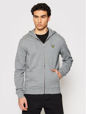 Lyle & Scott Lyle & Scott Bluză ML420VTR Gri Regular Fit