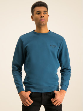 Iceberg Iceberg Sweatshirt 20EI1P0E0106302 Blau Regular Fit