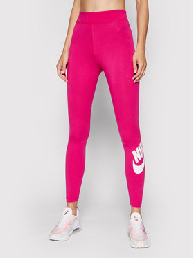 Nike Nike Legíny Sportswear Essential CZ8528 Růžová Tight Fit