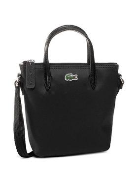 Lacoste Lacoste Дамска чанта Xs Shopping Cross Bag NF2609PO Черен