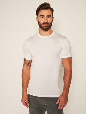 Dsquared2 Underwear Dsquared2 Underwear Lot de 2 t-shirts DCX200050 Blanc Slim Fit
