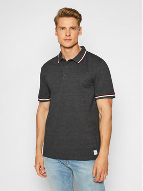 Only & Sons Only & Sons Polo Cilas 22013661 Czarny Regular Fit