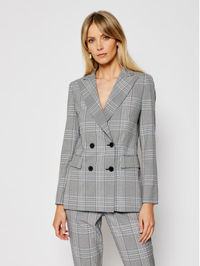 Marella Marella Blazer Epoche 30411011 Grau Regular Fit