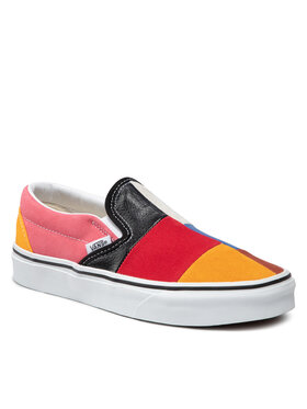 Vans Vans Πάνινα παπούτσια Classic Slip-On VN0A38F7VMF1 Έγχρωμο