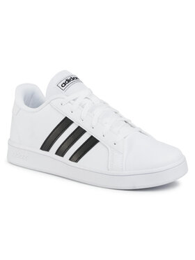 adidas adidas Pantofi GRAND COURT K EF0103 Alb