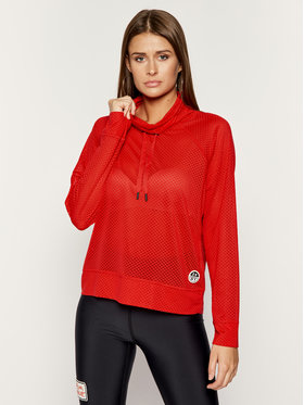 DKNY Sport DKNY Sport Džemperis DP9T6457 Raudona Regular Fit