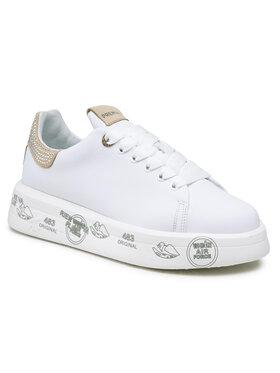 Premiata Premiata Sneakersy Belle 4540 Biały