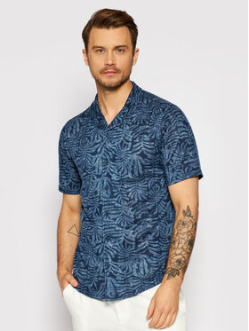 Only & Sons ONLY & SONS Marškiniai Lloyd 22019195 Tamsiai mėlyna Regular Fit