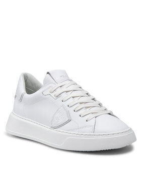 Philippe Model Philippe Model Sneakers Temple BTLU V001 Bianco