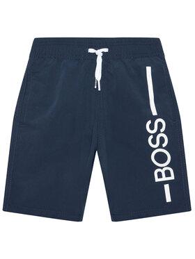 Boss Boss Pantaloncini da bagno J24682 M Blu scuro Regular Fit