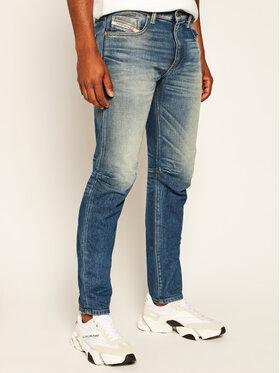 Diesel Diesel Slim Fit Jeans D-Strukt-A A00087 009HH Blau Slim Fit