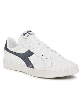 Diadora Diadora Sneakers Melody Leather Dirty 501.176360-C5161 Alb