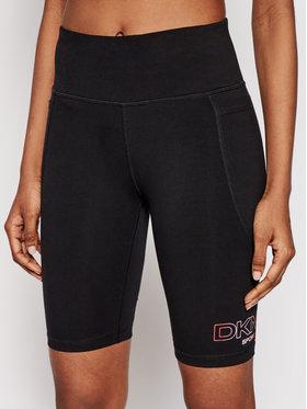 DKNY Sport DKNY Sport Pantaloni scurți sport DP1S4824 Negru Slim Fit