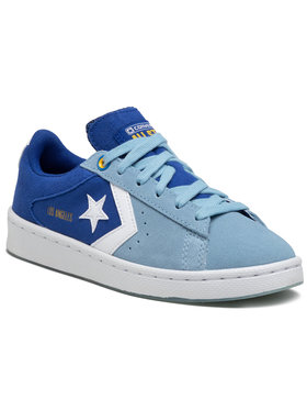 Converse Converse Sneakersy Pro Leather Ox 170239C Modrá