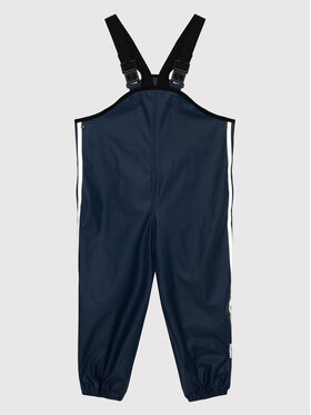 Reima Reima Панталони за дъжд Lammikko 522233 Тъмносин Regular Fit