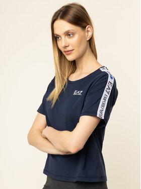 EA7 Emporio Armani EA7 Emporio Armani T-Shirt 3HTT26 TJ29Z 1554 Dunkelblau Regular Fit