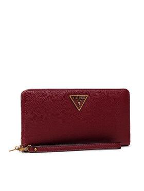 Guess Guess Великий жіночий гаманець Destiny SLG SWVB78 78630 Бордовий