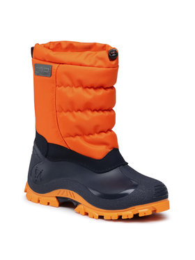 CMP CMP Μπότες Χιονιού Kids Hanki 2.0 30Q4704J Πορτοκαλί
