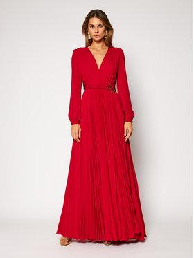 Marciano Guess Marciano Guess Vakarinė suknelė Shamie 0BG771 8592Z Raudona Regular Fit