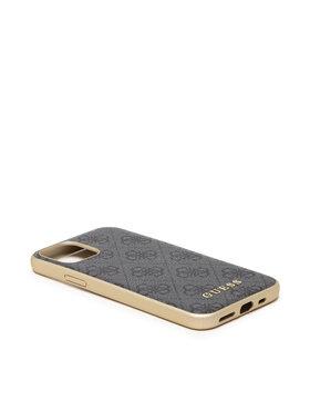 Guess Guess Telefono dėklas GUHCN5 8G4GG Pilka