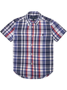 Polo Ralph Lauren Polo Ralph Lauren Chemise Summer 323785810002 Bleu Regular Fit
