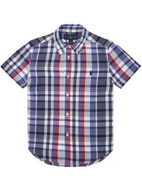 Polo Ralph Lauren Polo Ralph Lauren Koszula Summer 323785810002 Niebieski Regular Fit