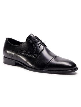 Gino Rossi Gino Rossi Pantofi TA-6649-T391-558 Negru