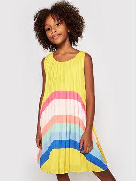 Billieblush Billieblush Kasdieninė suknelė U12647 Geltona Regular Fit