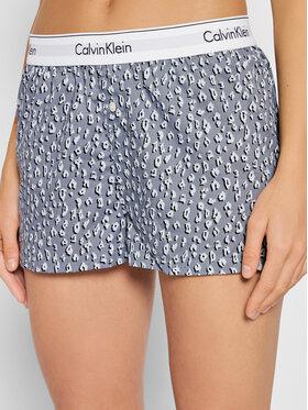 Calvin Klein Underwear Calvin Klein Underwear Pyžamové šortky 000QS6080E Sivá