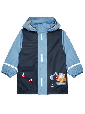Playshoes Playshoes Giacca impermeabile 408548 D Blu scuro Regular Fit