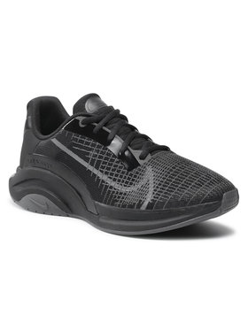 Nike Nike Batai Zoomx Suppered Surge CU7627 004 Juoda