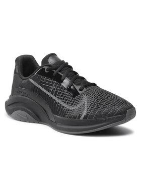 Nike Nike Boty Zoomx Suppered Surge CU7627 004 Černá
