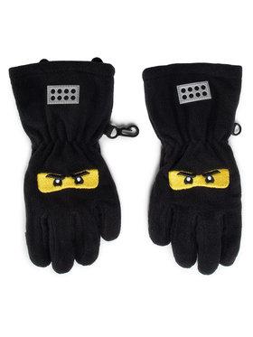 LEGO Wear LEGO Wear Γάντια παιδικά Lwantony 600 22956 Μαύρο
